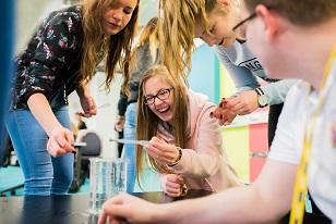 Młodzi naukowcy z pomysłami